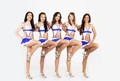 работа шоу-балет: