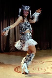 американский танец