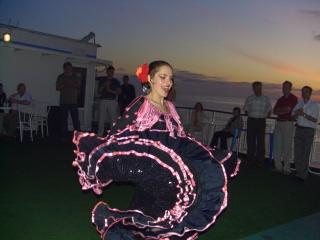 испанский фламенко