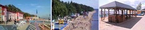 корпоративный отдых на природе, - финский залив