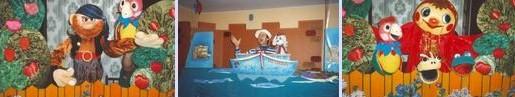 кукольный театр на день рождения в Санкт-петербурге