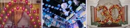 воздушные шары - оформление праздников шарами