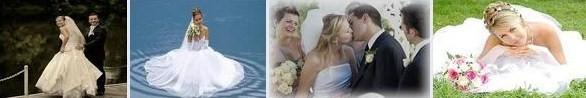 Организация свадьбы, свадебные фотографии.