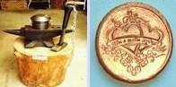 Аттракцион: Станок для чеканки монет на заказ.