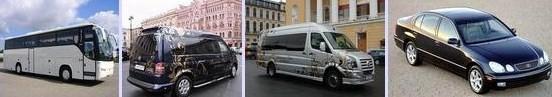 аренда автобусов, микроавтобусов в Санкт-Петербурге.