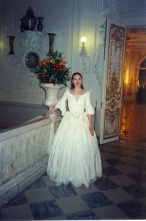 Оперная певица Тамара Марченко